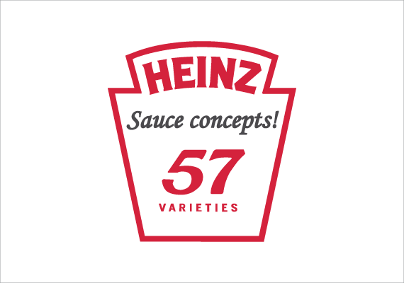 Heinz 'Hot chilli sauce' doseerfles